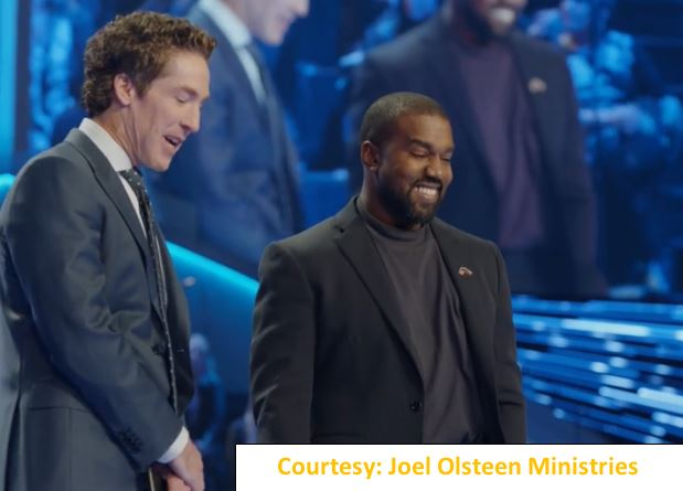 Kanye and JOel