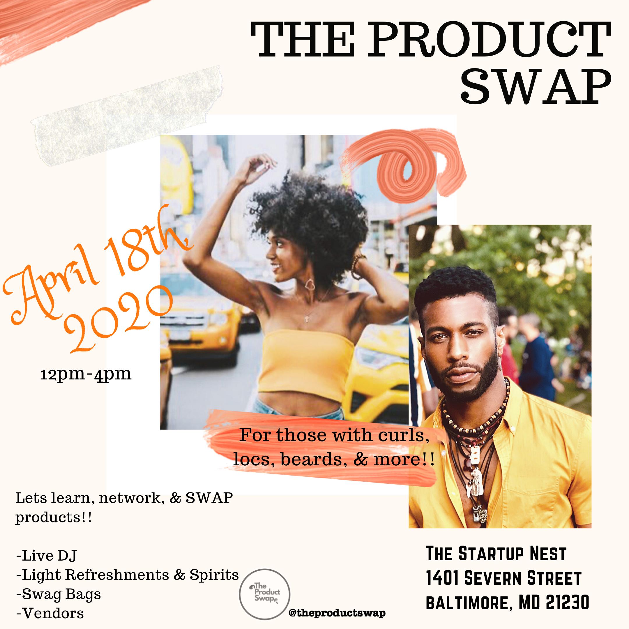 TheProductSwap2020